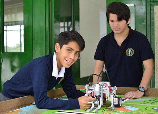 Aula robotica Sek Guayquil
